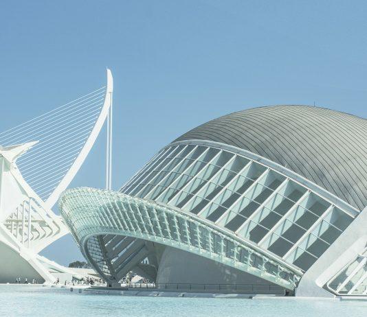 arquitectura bionica ciudad de las artes y las ciencias