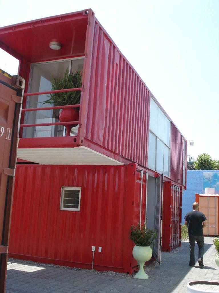 contenedores casas