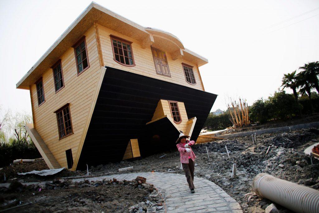 seltsamsten Häuser